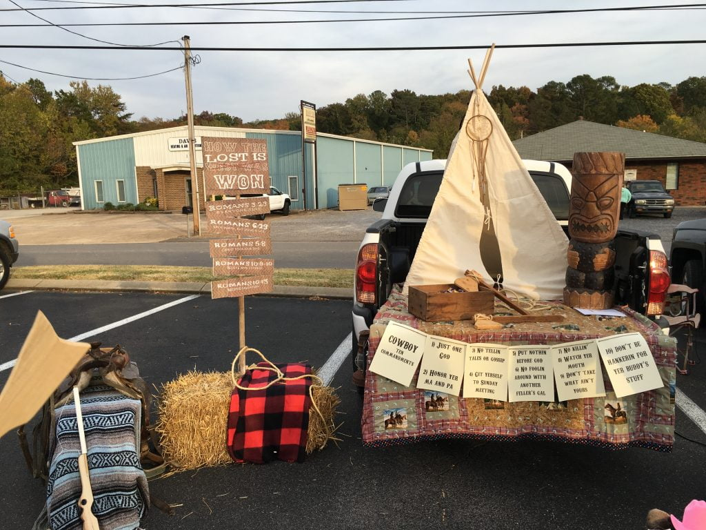 Trunk or Treat Ideas for Church with a Bible Theme