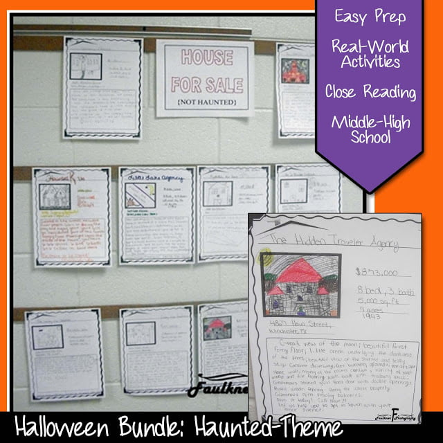 Haunted House Lesson Plans House And Home Design