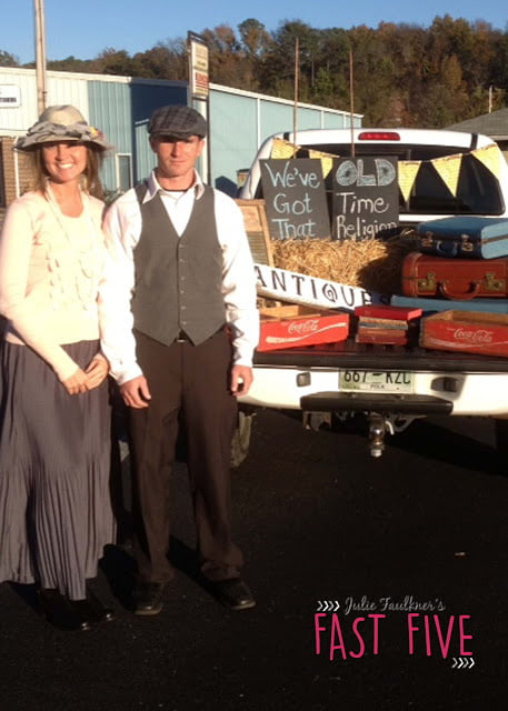 Trunk or Treat Ideas for Church with Bible Themes, Old Time Religion