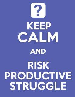 Productive Struggle Poster