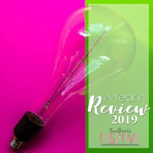 Teaching Reflections for 2019