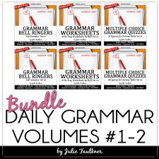 grammar bundle full year 2